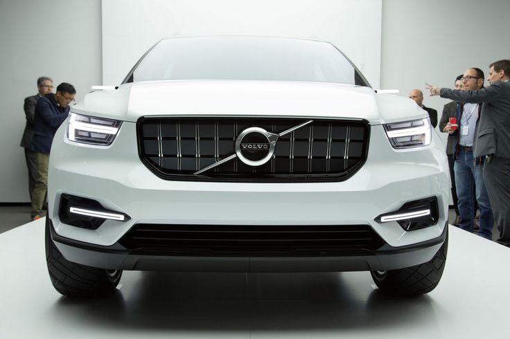 Här är Volvos nya konceptbilar. En hög och en låg | Feber / Bil
