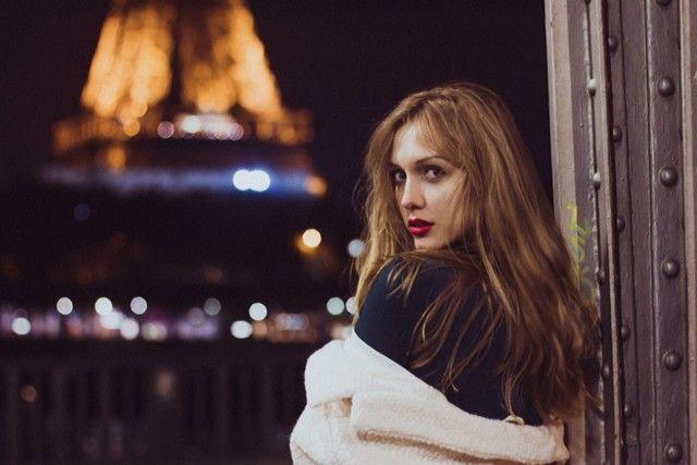 Эйфелева башня фотограф Париж