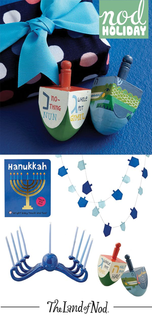 Commemorate Hanukkah with our exclusively designed Hanukkah collection. Whether you're in the market for a menorah, Dreidel, or even stylish décor, we have everything your whole family needs to celebrate Hanukkah.