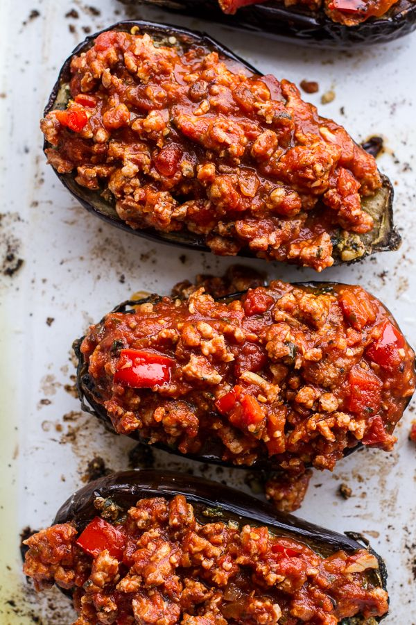 ... Lasagna on Pinterest | Eggplants, Lasagna and Healthy Eggplant Lasagna