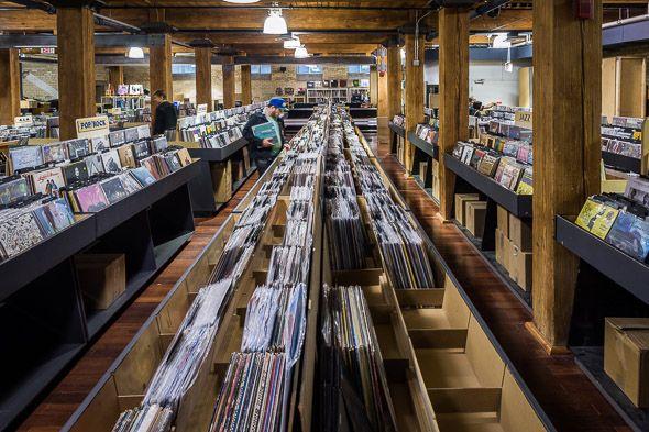 Used Vinyl Records Ontario 94