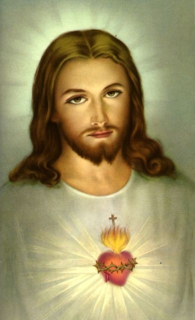 Sagrado Corazón de Jesús                                                                                                                                                                                 Más