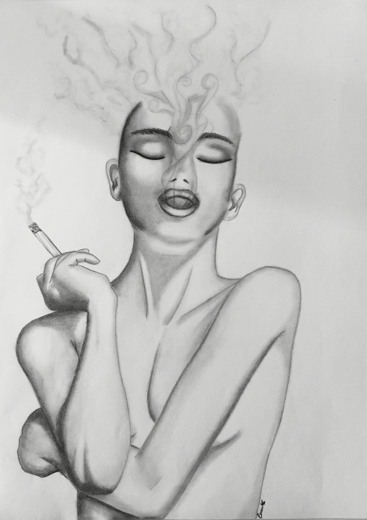 Smoke in my head