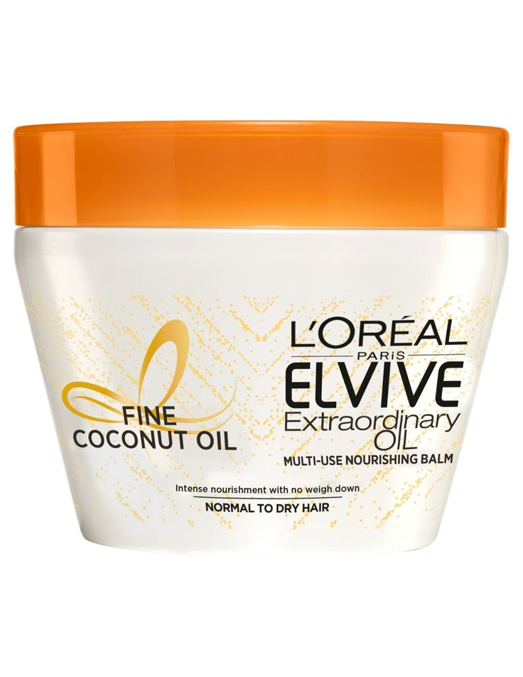 Elvive Extraordinary Oil Coconut Hair Mask-LOREAL