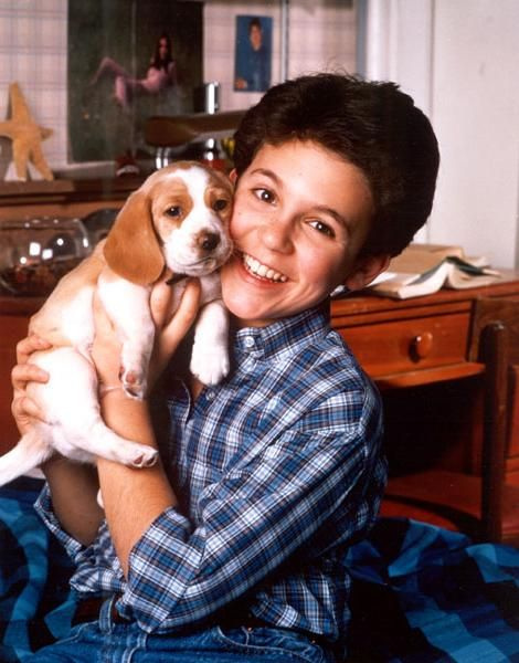 I will always have a crush on Kevin Arnold from The Wonder Years . swoon!