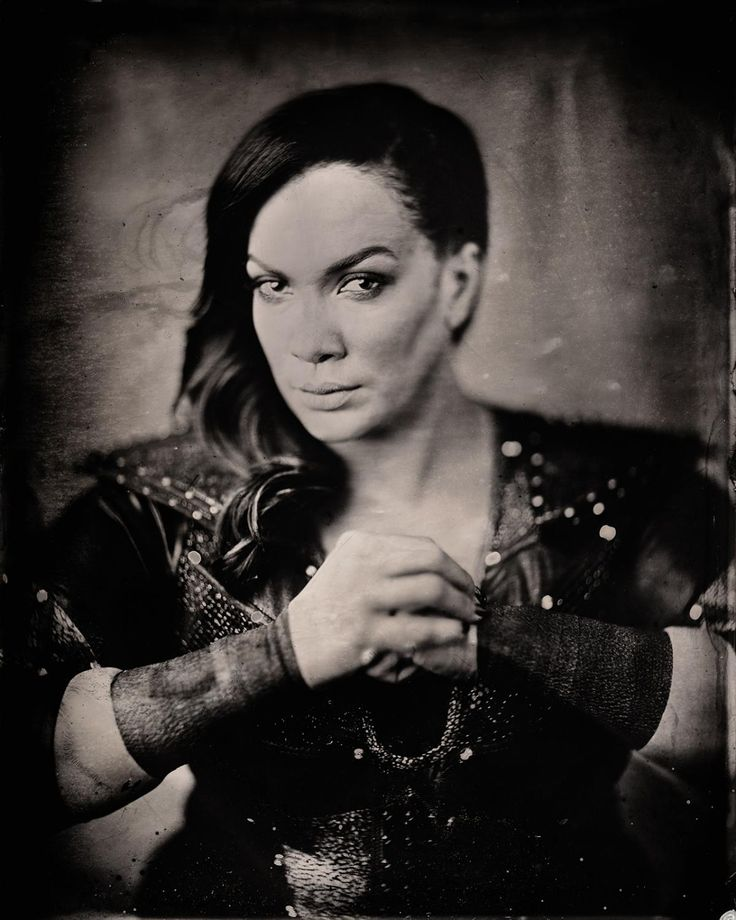 Beautiful vintage portraits of modern Superstars: photos | WWE