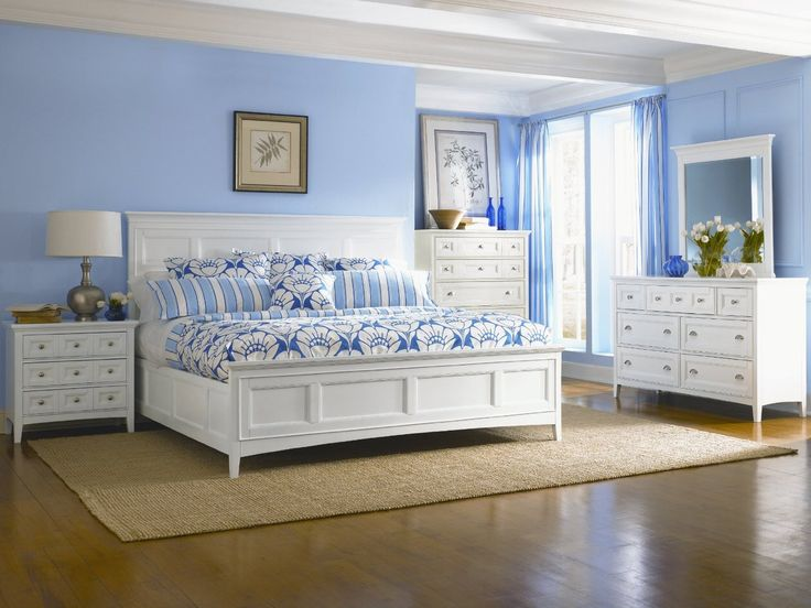Bright Blue Master Bedroom 37 best bright bedrooms images on pinterest | bedrooms, home and