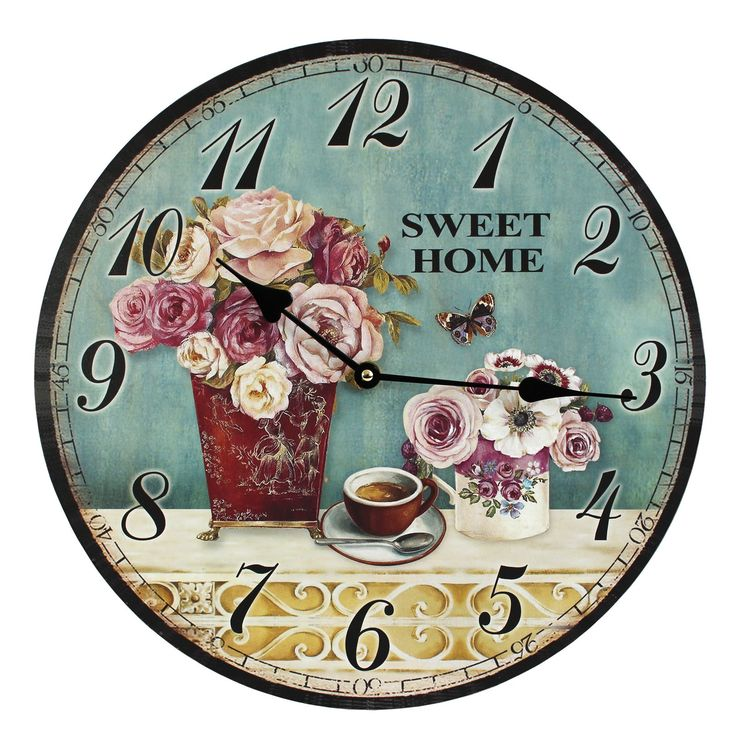 16 best Childrens Wall Clocks images on Pinterest Home
