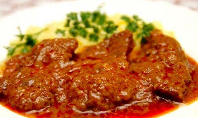 Hovězí maso v marinádě | NejRecept.cz