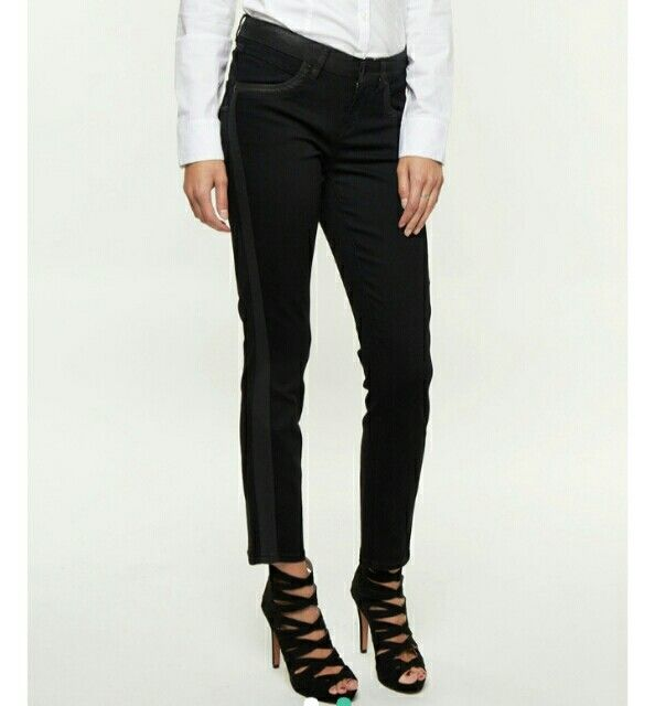 Cambio jeans 9737 with black stripe
