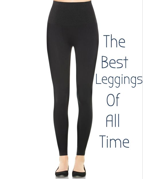 BEST leggings of all time. They are none other than…...Spanx leggings!