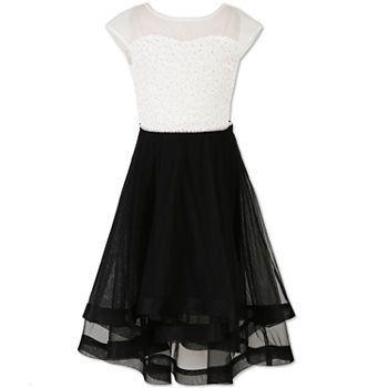 76d3530e4 A-line Dresses Shop All Girls for Kids - JCPenney   victoria   Girls ...