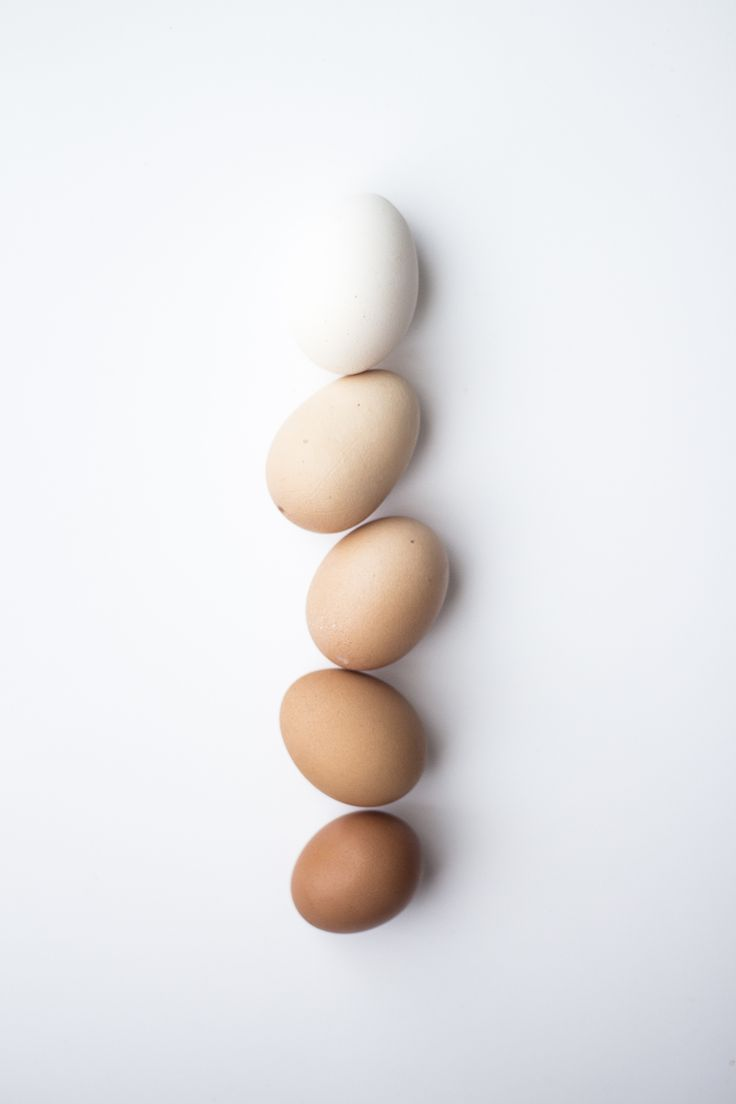 Natural Ombre Eggs//