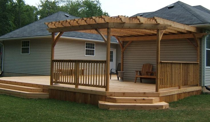 1000 Ideas About Decking Fence On Pinterest Back Deck