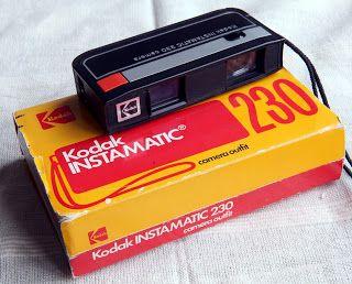 Αγαπημένες Δεκαετίες: Αναπολώντας την πρώτη μου φωτογραφική μηχανή...