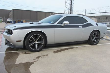 New Product ★★★ 2008 To 2014 Dodge Challenger Ta Style