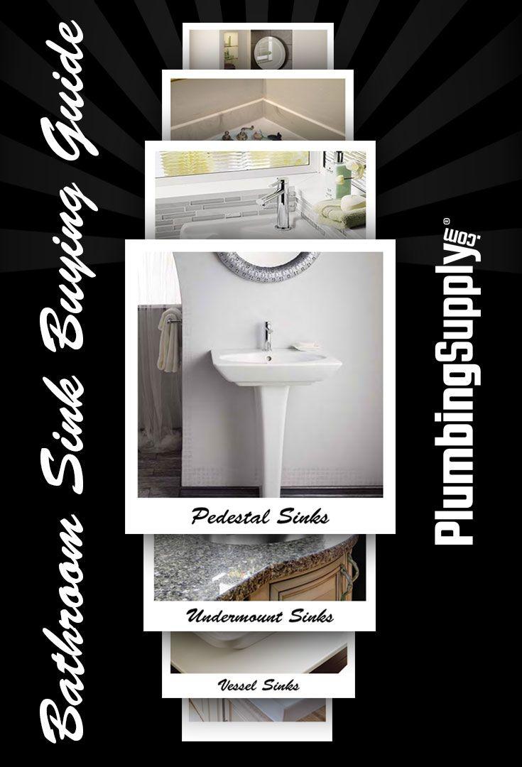 Bathroom Sink Buying Guide Bathroom Sink Stuff To Buy