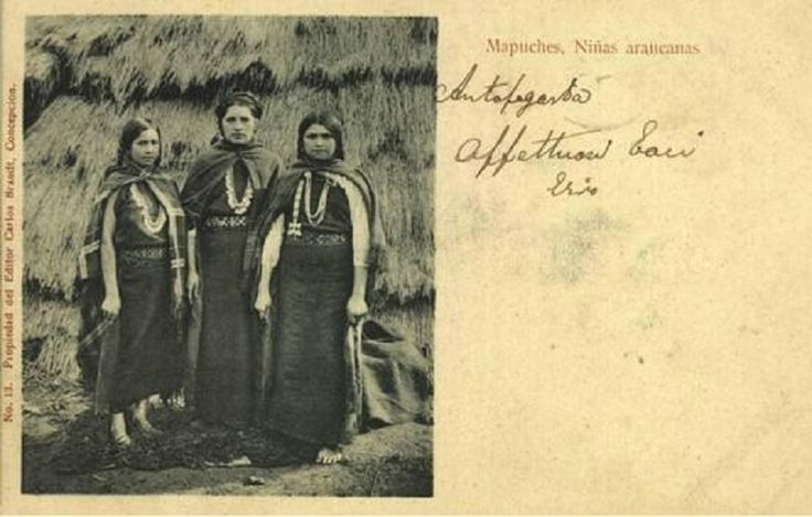 Ἀρχαῖοι Ἕλληνες στὴν Χιλή.