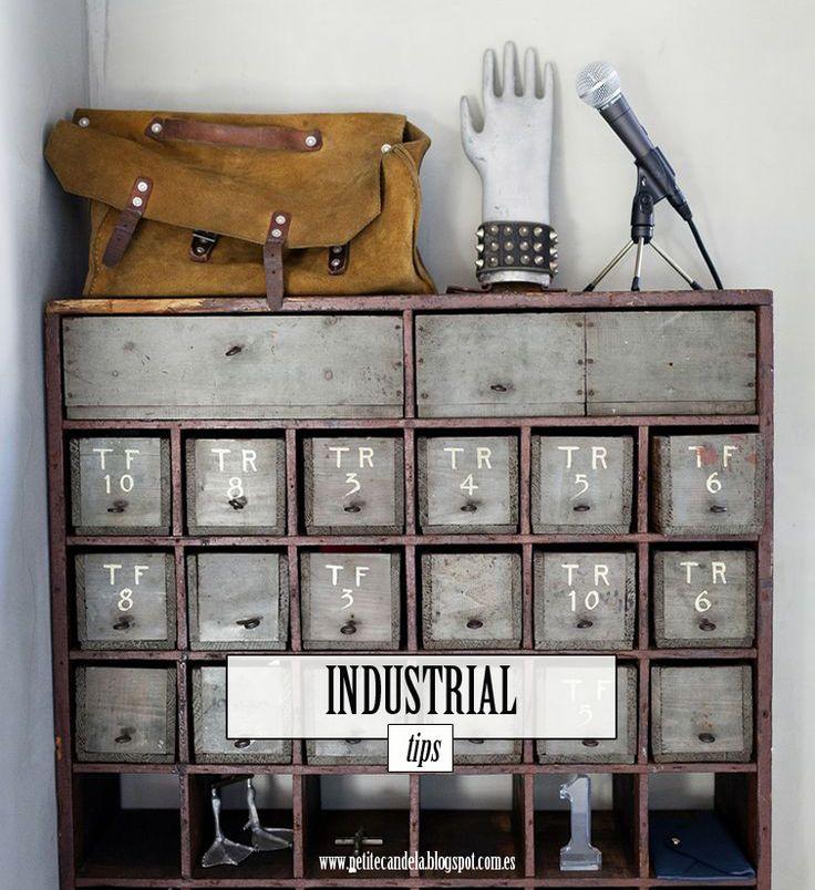 petitecandela: BLOG DE DECORACIÓN, DIY, DISEÑO Y MUCHAS VELAS: Las claves de la decoración industrial