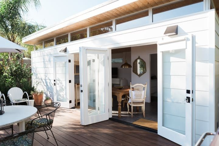 House Tour: A Tiny California Backyard Guest House | Apartment Therapy
