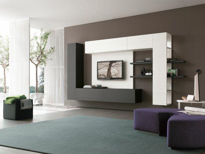 fernsehwand tv wohnwand tv wndejpg 700525 - Design Fernsehwnde
