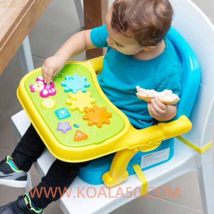 Trona con Bandeja de Actividades, Luz y Sonido Junior Knows - 23,52 €  ¡Si buscas algo práctico y divertido para tu bebé,la tronacon bandeja de actividades, luz y sonido Junior Knowses justo lo que necesitas!Muy práctica, ya que puede utilizarsecomo...  http://www.koala50.com/regalos-para-bebes/trona-con-bandeja-de-actividades-luz-y-sonido-junior-knows