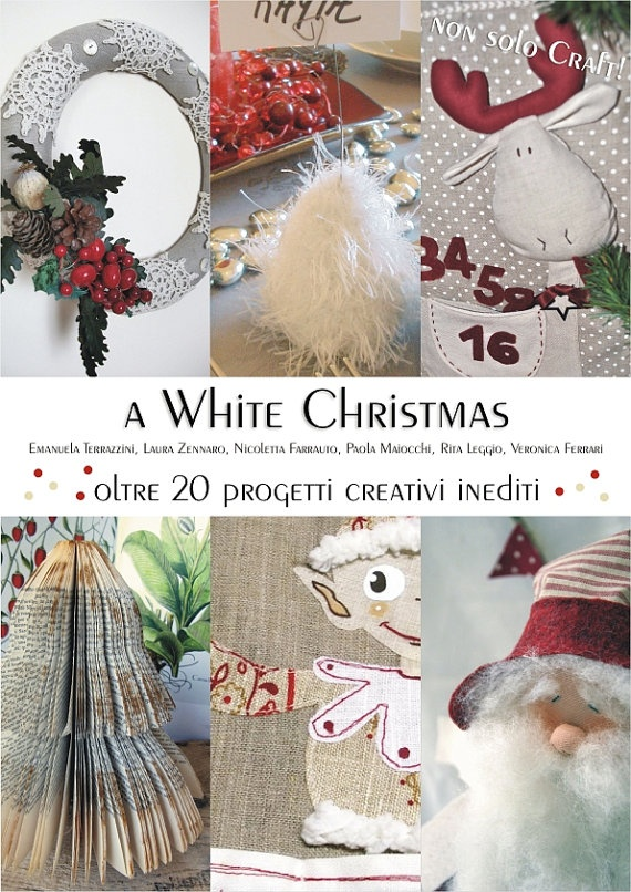 CD EPATTERN A white Christmas Christmas by VERONICACOUNTRYLIFE, €17.00