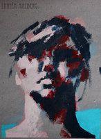 Self-portrait 6 by ImaginaryLea  Linnéa Ahlberg