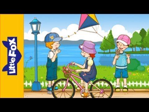 Can You Ride a Bike? - Engels liedje voor kleuters
