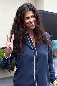 Director Francesca Gregorini attend the Ringo Starr's Birthday Fan Gathering on July 7 2015 in Hollywood California