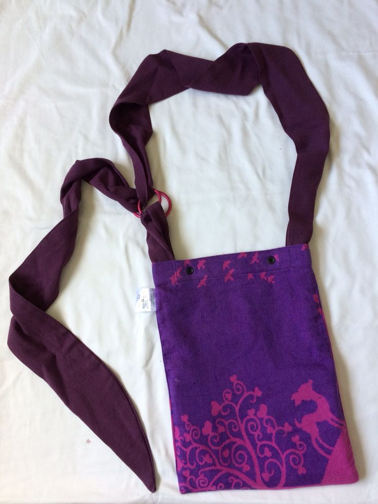Kokadi Erna in Wunderland Babywearing bag