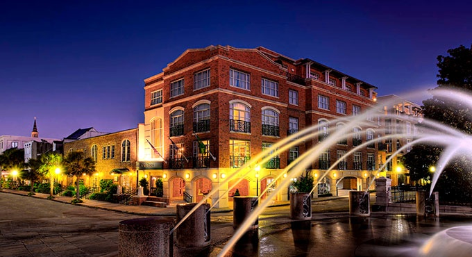 Harbourview Inn in Charleston, SC..