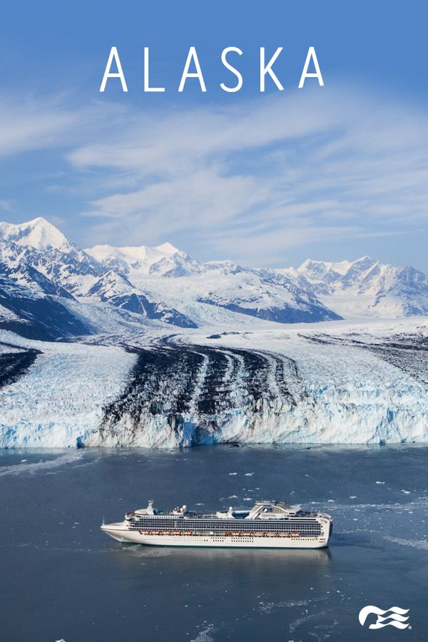 Come back amazed. Experience an Alaska cruise that only Princess can show you.