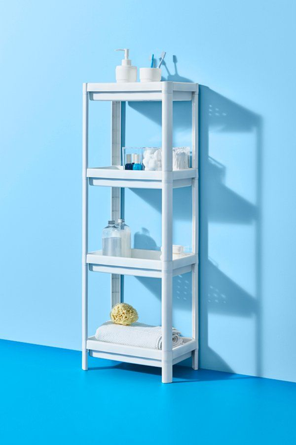 Outstanding Vesken Shelf Unit White Ikea Bathrooms Shelves Download Free Architecture Designs Scobabritishbridgeorg