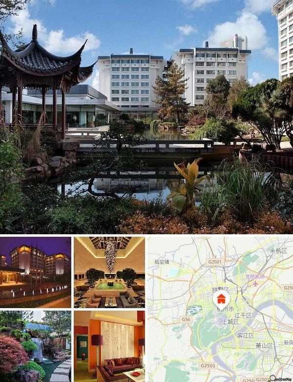 L'hotel è situato nel cuore commerciale e culturale di fronte alla meravigliosa montagna Baoshi, non lontano dalle istituzioni governative della città e della provincia. I luoghi di interesse nelle vicinanze dell'hotel sono l'università di Zhejiang e il World Trade Center, Hanghzou. L'hotel dista circa 5 minuti dall'aeroporto internazionale di Hangzhou Xiaoshan.