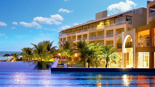 Costão do Santinho, em Florianópolis (SC), é um dos hotéis sugeridos pelo Trivago