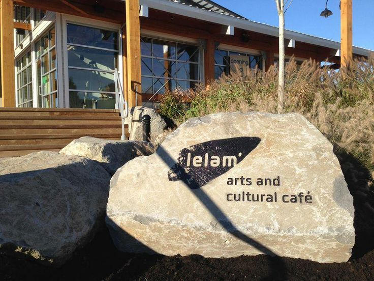 Lelum' is #FortLangley's newest Cafe addition. It is an 8 mins walk to and from home.  Lelum' is located on Billy Brown Road at the waterfront just down from the the Fort Pub. #Foodspotting #FortLangley #McBrideStation #LangleyFresh