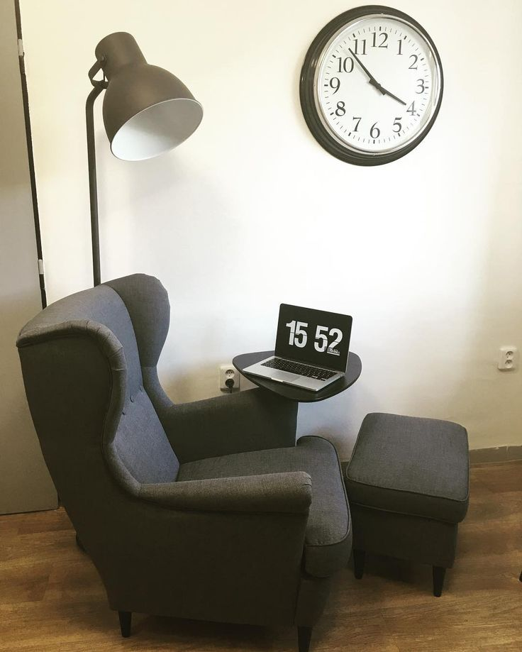 Odpocivaci koutek #office #kancelar #officesetup #ikea