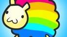 rainbow sheep bahahahhaha