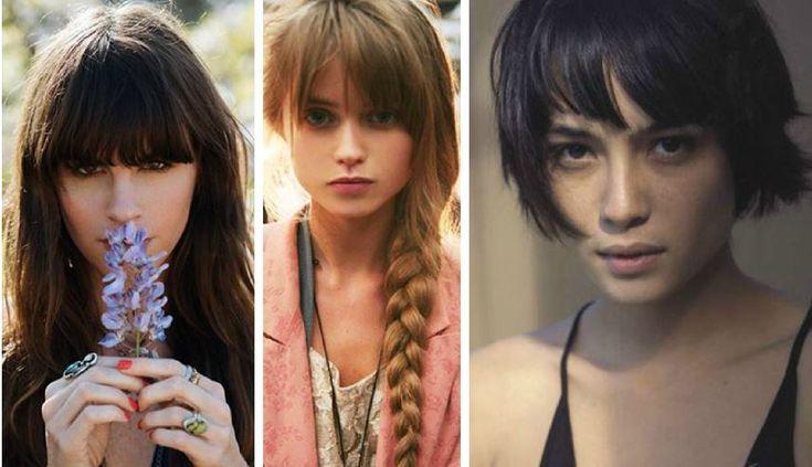 Kaküller ile 20 En Güzel Saç Kesimi 2015