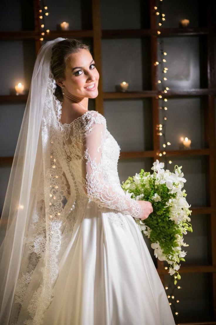 Foto do casamento da Marilia e Heitor  Foto:  Estúdio Fernanda Scott