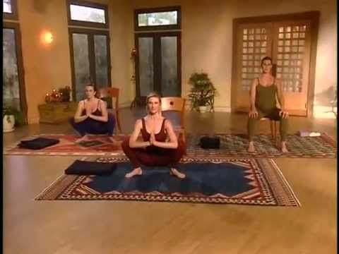 Prenatal Yoga - Part One - YouTube