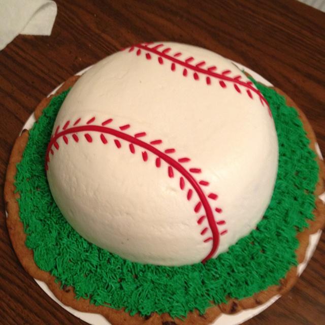 Top Baseball Cakes: 47 Best Baseball Cupcakes Images On Pinterest