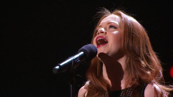 DANIELLA MASS #1b 22 ans (chanteuse d'opéra) JUDGMENT WEEK - Don't Cry for me Argentina