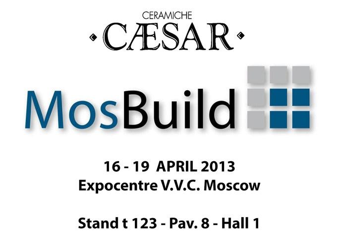 Ceramiche Caesar - Mosbuild 2013