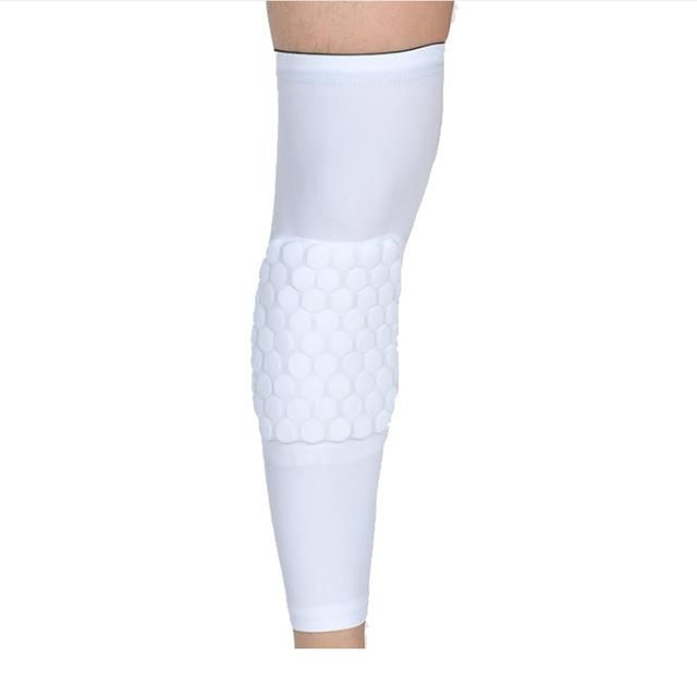 Pin on knee pad support