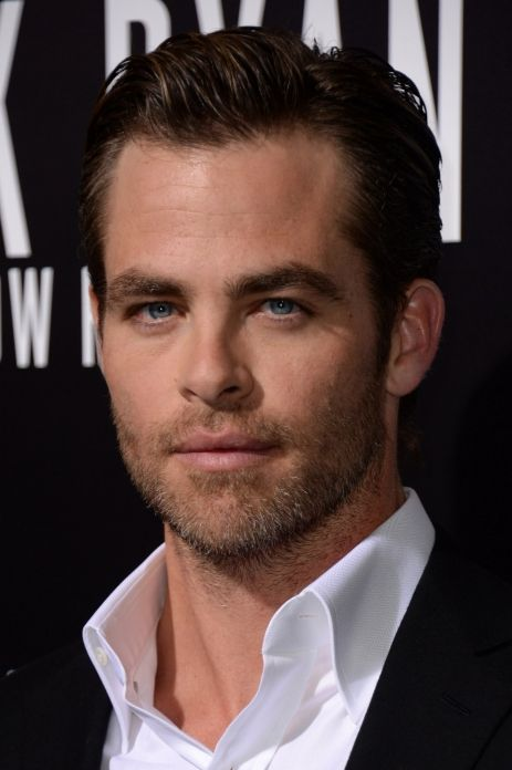 Chris Pine - Jack Ryan: Shadow Recruit LA premiere