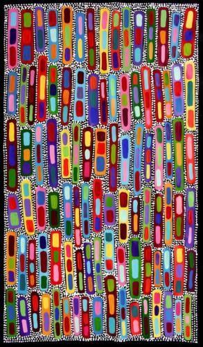 Aboriginal-Art-by-Sally-Clark-63cm-X-111cm