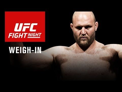 UFC Fight Night 86 Weigh-In Video & Results - http://www.lowkickmma.com/mma-videos/ufc-fight-night-86-weigh-in-video-results/