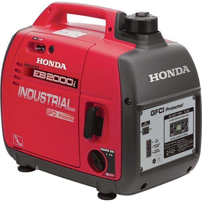 Honda EB2000i Portable Inverter Generator CARB-Compliant - Model# EB2000IA